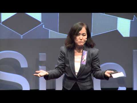 A message that 'turns over' our perception of sexuality: Maija Rhee Devine (이매자) at TEDxSinchon