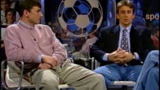 1990 Fortuna Düsseldorf   Klaus und Thomas Allofs   ASS   Allofs-Brüder