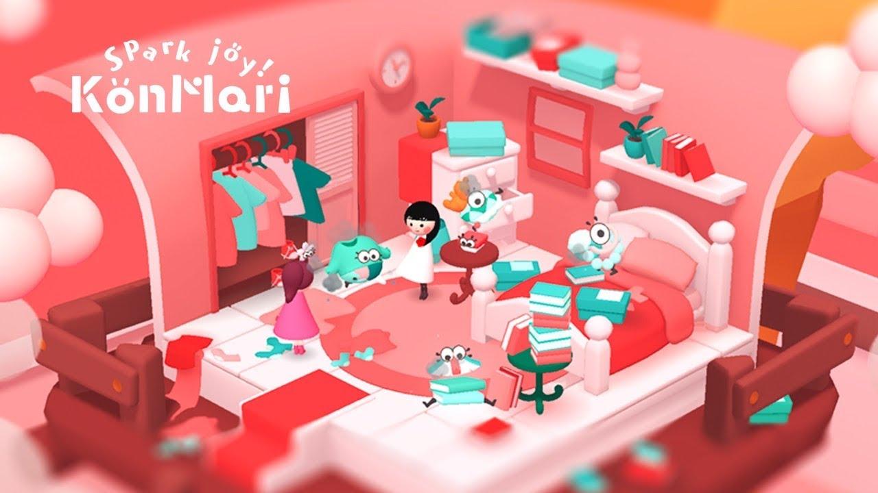 KonMari Spark Joy! Trailer