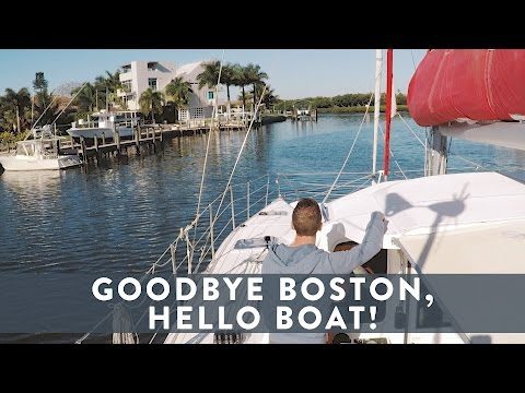 S02 E01 Packed Up Our Lives & Moved Onto a Sailboat