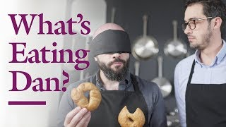 Bagels (with Binging with Babish!) | What's Eating Dan?
