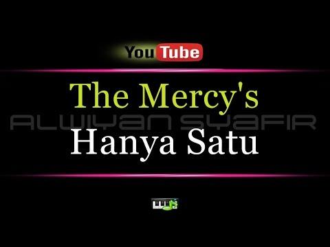 Karaoke The Mercy's - Hanya Satu