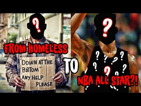 From HOMELESS to ALL-STAR? The NBA's Most Incredible Story!