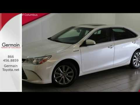 Used 2015 Toyota Camry Columbus, OH #51144 1   SOLD