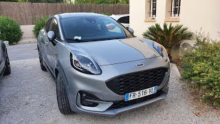 New ford puma auto 125hp || test drive - POV welcome aboard
