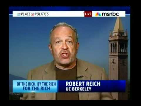 Robert B. Reich: Why the Rich Are Getting Richer and the Poor, Poorer Essay Sample