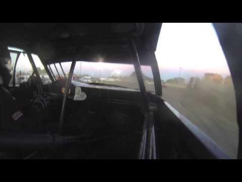 Craig Brotherton Rollover Buena Vista Raceway June 3rd