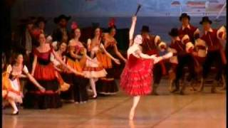 2008 Natalia Osipova performs Kitri in Siberia