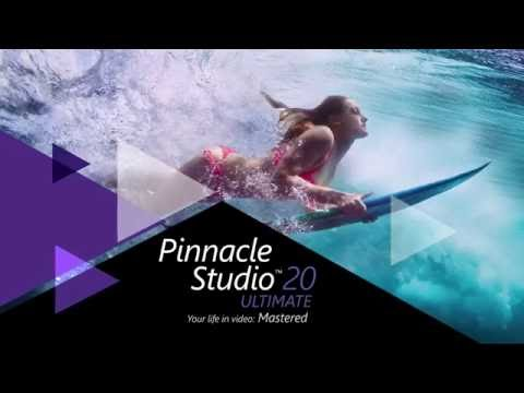 Pinnacle Studio 20 Ultimate (English)