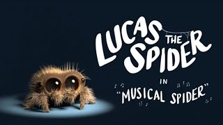 Lucas the Spider - Musical Spider (Piano Cover)