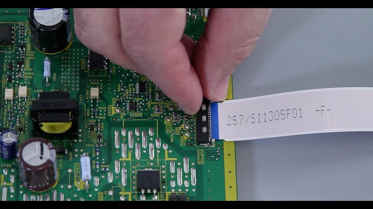 Superb Panasonic Plasma TV 6 Blink Code Explained Repair For 2011 Panasonic Plasma  TV Ideas
