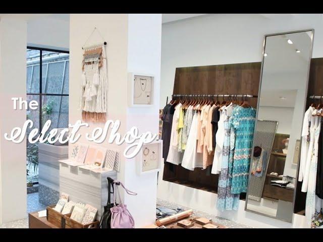 走到紐約巴黎洛杉磯,把時尚度假單品引入香港的Select Shop