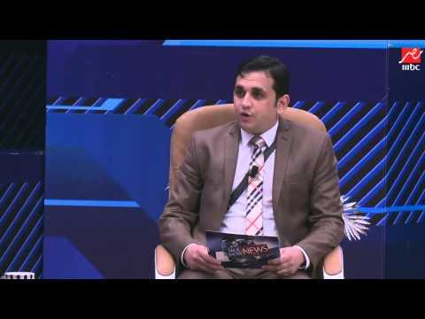 مصطفى خاطر يقدم فقرة سياسية بطريقة كوميدية    ايه رأيك في أدائه كمذيع ؟