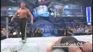 Brock Lesnar Saves Rey Mysterio _ Attacks Big Show