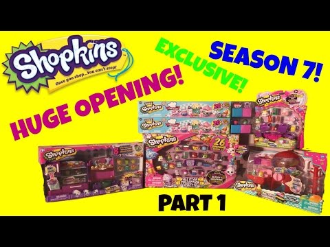 NEW Shopkins Season 4 S4 So Cool Metallic Fridge