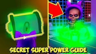 "BEST SUPER POWER IN ROBLOX MAD CITY!? SECRET PIRATE ""DUTCHMAN"" TREASURE CHEST POWERS"