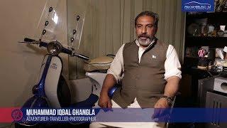 Muhammad Iqbal Ghangla | Adventurer | Traveller | Photographer - PakWheels Interview