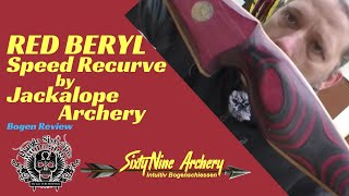Red Beryl by Jackalope Archery | SixtyNine Archery | Bogensport