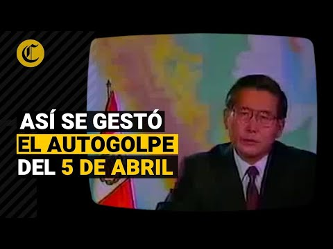 Así se ejecutó el autogolpe en Perú en 1992