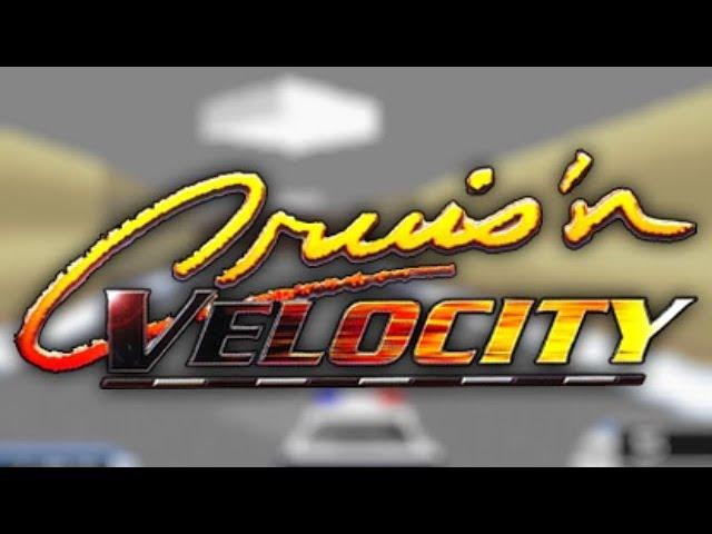 Cruis'n Velocity (GBA)