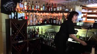 Kitchen Clips: Making a Cosmo with Tavern on the Hill bartender Christine Giroux