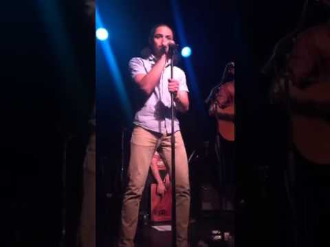 Anthony Ramos / Will Wells concert | periscope by @AmigosInDanger | 25/9/16
