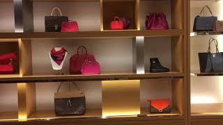 Inside Louis Vuitton Las Vegas