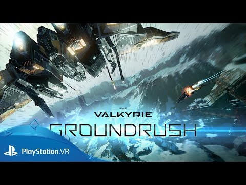EVE: Valkyrie | Groundrush Update Trailer | PlayStation VR