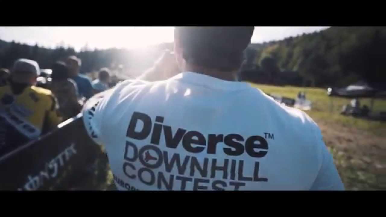 European Championships Diverse Downhill Contest Poland Wisła 2015