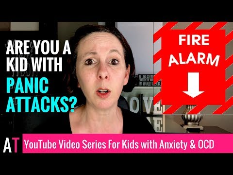 Are you a Kid with PANIC ATTACKS? (Let me help)