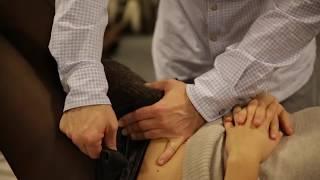 Osteopathie: Uterus: Lig. latum - Jesse de Groodt D.O.