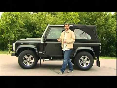 Наши тесты - Лэнд Ровер Дефендер SVX (Land Rover Defender SVX)