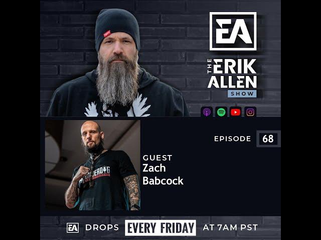 Bearded Biz Show - Ep. 68 - Zachary Babcock - Underdog Empowerment - Podcast Powertrain