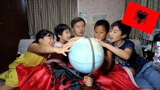 JAPANESE KIDS REACT TO ALBANIA !!!