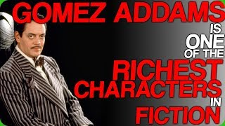 Gomez Addams is One of the Richest Characters in Fiction (What's on