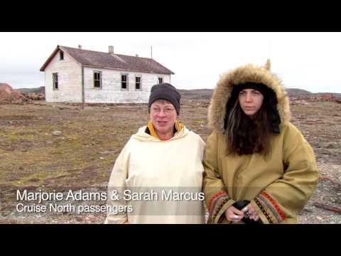 Fort Ross, Northwest Passage - Nunavut, Canada