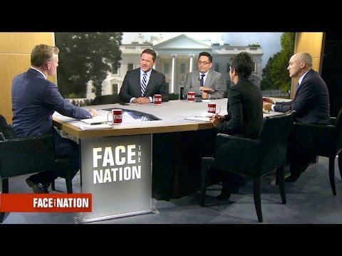 Week In Politics: Senators Work On Health Care Bill While Trump Tweets