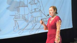 TEDxPrague -  Irena Swiecicki - Znáte svůj květák?