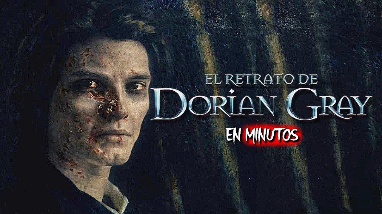 El Hombre que no ENVEJECE | EL RETRATO de DORIAN GRAY | RESUMEN EN 12 MINUTOS