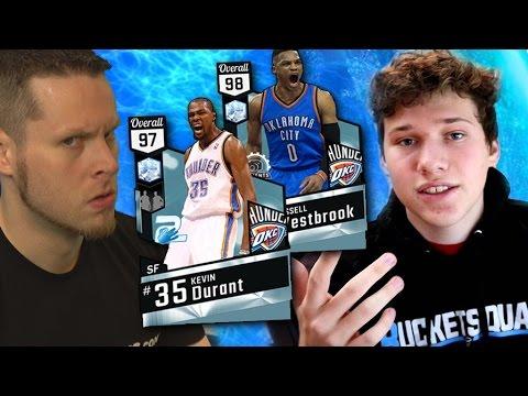 TROYDAN VS JESSERTHELAZER LIVE NBA 2K17 WAGER!!