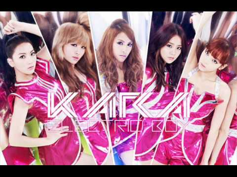 [HQ MP3/DL] Kara - Electric Boy (エレクトリックボーイ)