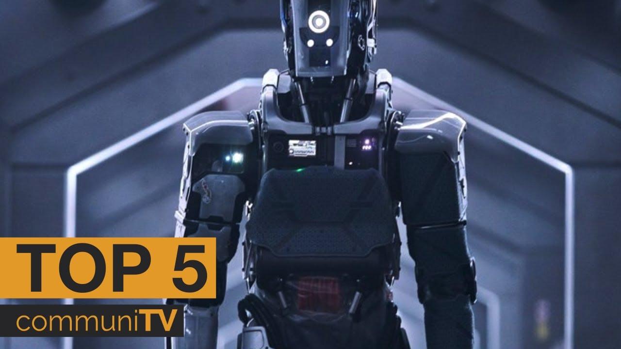 Download Top 5 Robot Movies