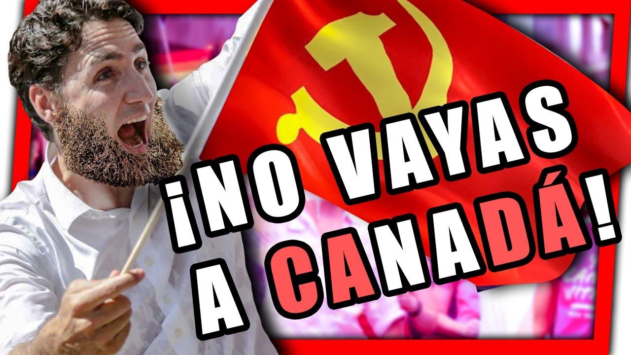 La Verdad NO Contada de CANADÁ: El Paraíso de la Izquierda Progresista 🍁