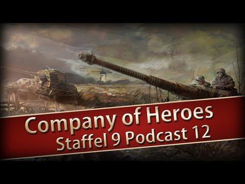 Company of Heroes 1 Staffel 09 Podcast Nr 12 - Der Nutzen von Airborne