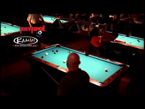 Andy Mercer 9-Ball -  Ron Allen vs Carl Wilson / March 2013