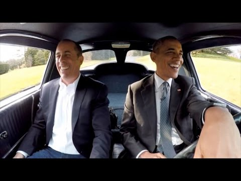 Jerry Seinfeld and Pres. Obama Become Unlikely Comedic Duo in Web Series