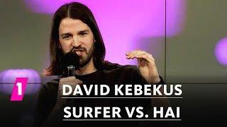 David Kebe: Surfer vs. Hai