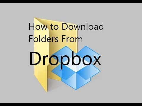 How To Download Folders From Dropbox In Android