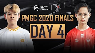 [Hindi] PMGC Finals Day 4 | Qualcomm | PUBG MOBILE Global Championship 2020
