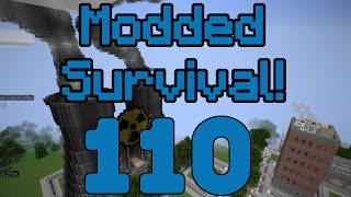Minecraft- Modded LP [Ep 110] Component Crafting!